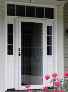 For The More Traditional Properties, Gerald Jones Suggest Doors That Are  More Classical In Nature.A Raleigh Durham Storm Door, Like Any Other Home  ...