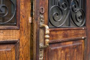 old door style