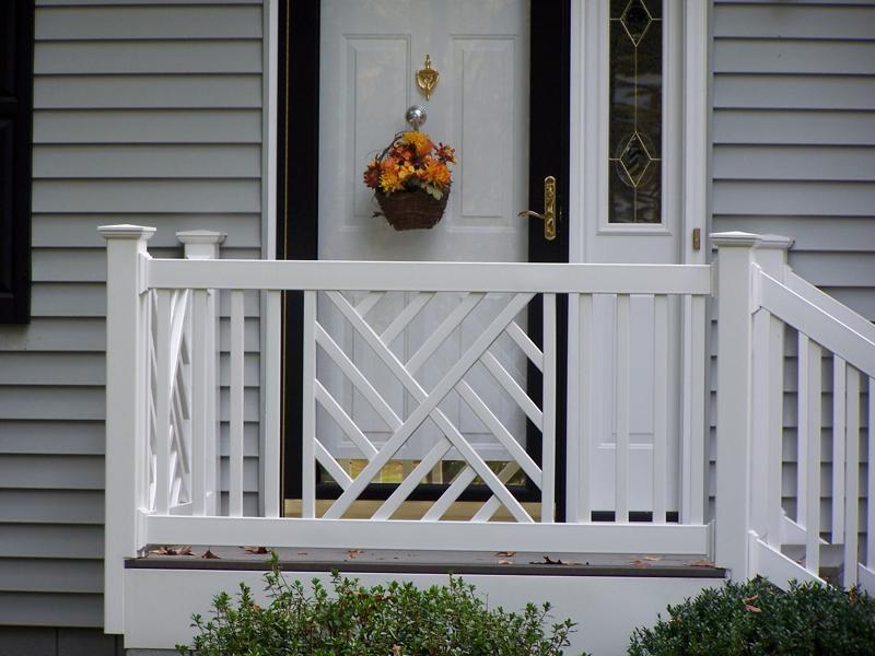raleigh durham deck railing custom and porch railing gerald jones