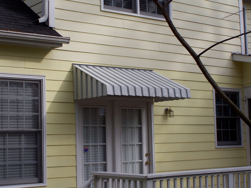 Metal Window Awnings : Raleigh durham retractable awnings contractor gerald
