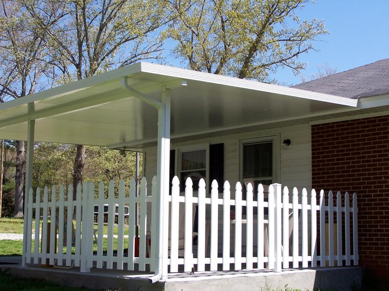 patio-cover-4 - Gerald Jones Company Patio Covers, Raleigh-Durham Patio Cover