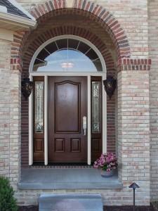 Signet fiberglass entry door contractor in Chapel Hill