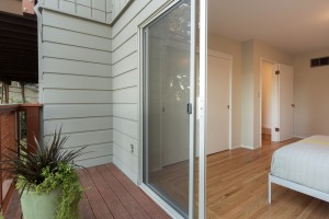 Sliding Porch Door